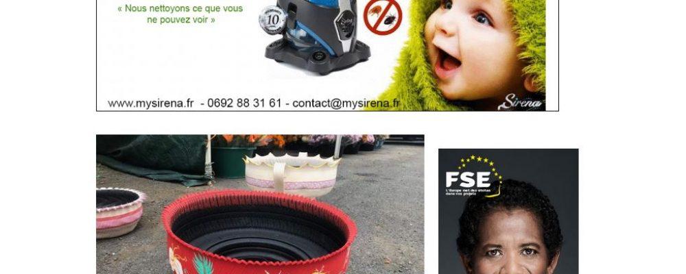 [ Freedom ] Jessica et Stéphane Ivara recyclent des pneus usagés à Trois-Bassins