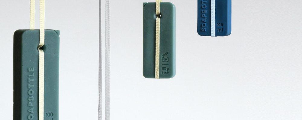 [ Creapills ] Cette bouteille de savon biodégradable est entièrement constituée… de savon