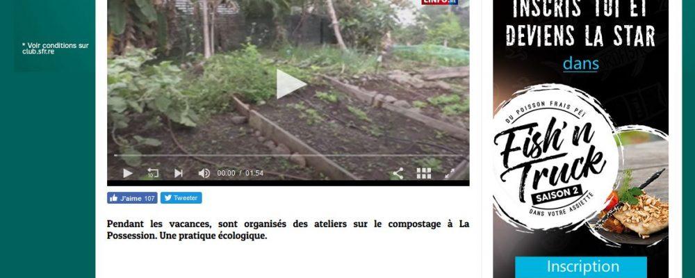 [ Linfo.re] Apprendre à fabriquer son compost